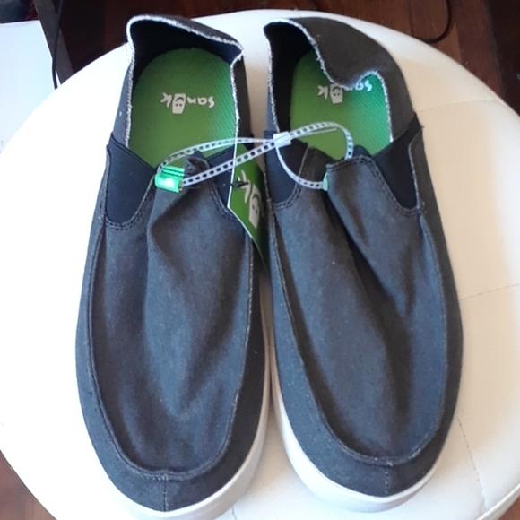 Pick Pocket Slip On Loafers Mens Size